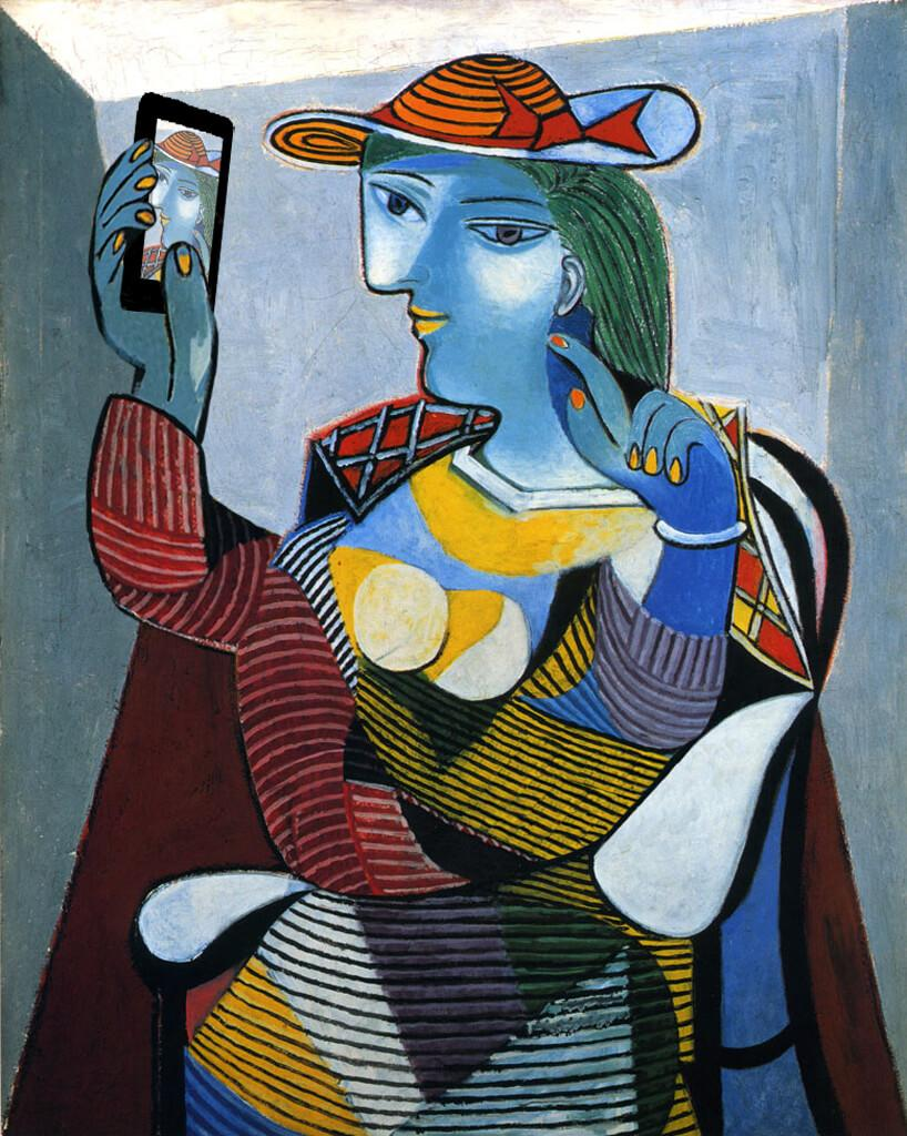 Marie Therese di Picasso