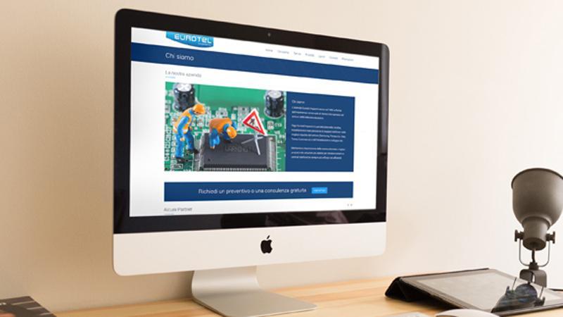 Sito web Eurotel Impianti
