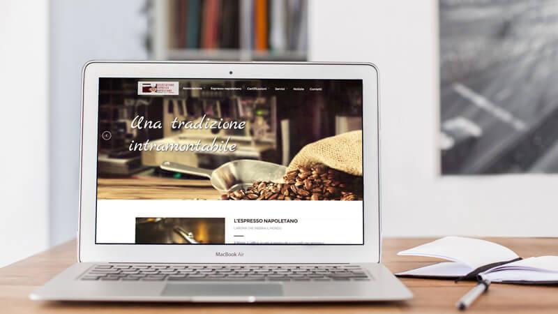 Sito web Associazione Espresso Napoletano