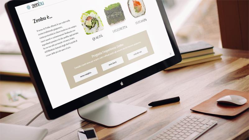 Sito web Zenbu
