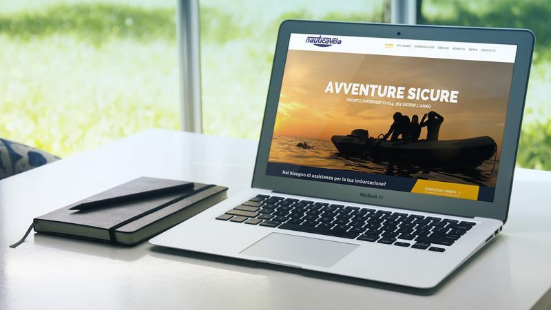 Sito web NauticaVela