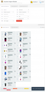 woocommerce amazon affiliates Insane Importer screenshot