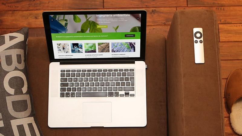 Sito web NaturaSRL